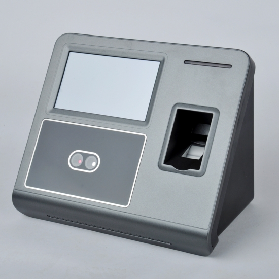 Facial Recognition Time Attendance System